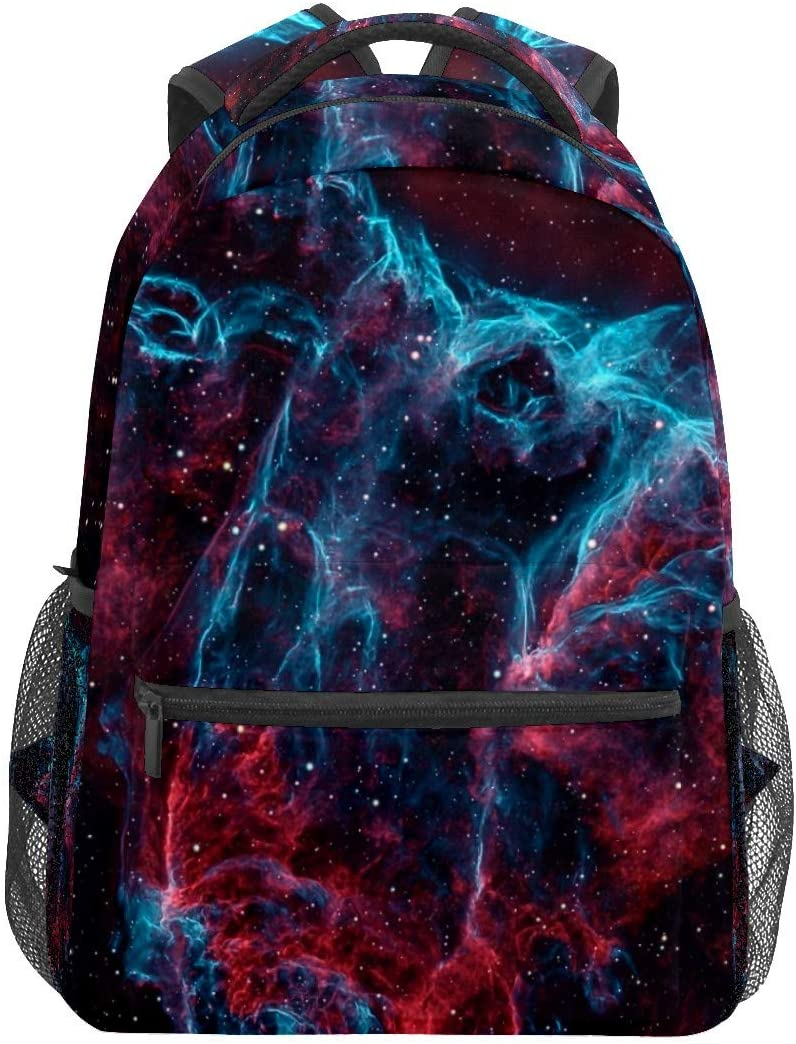 J.COXLOD Cool Galaxy Backpack for Girls and Boys, School bookbag for Teenage, Laptop Travel casual Daybag