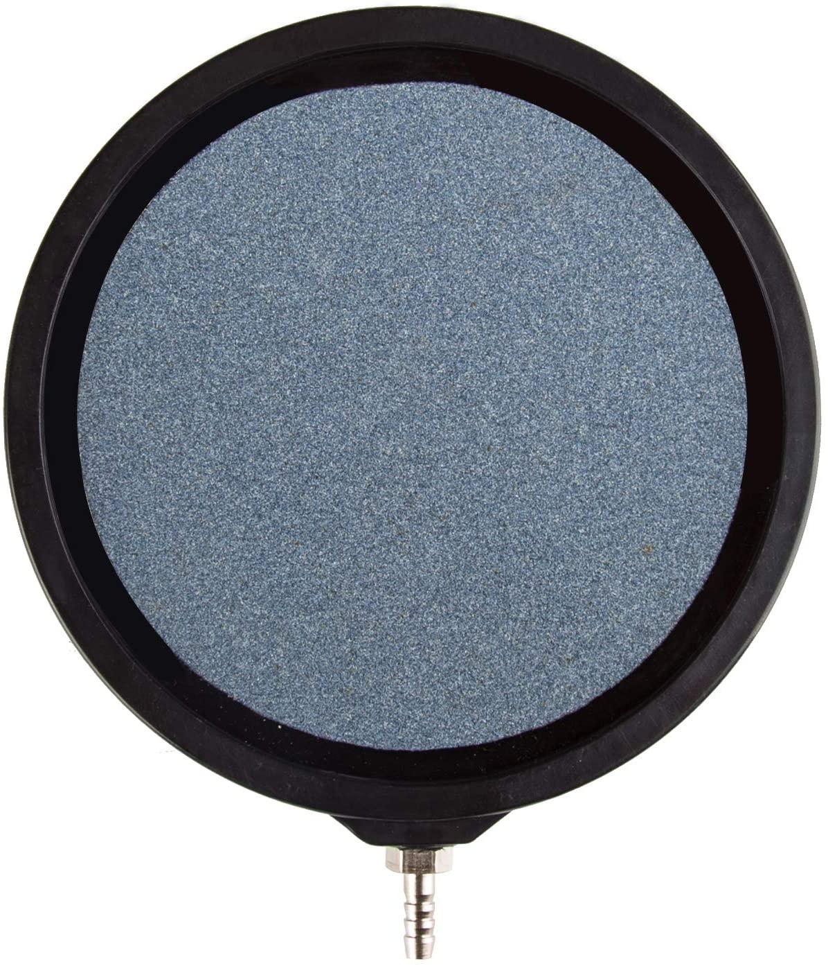 VIVOSUN 5 Inch Air Stone Disc with Shell for Hydroponics Aquarium Tank Pump