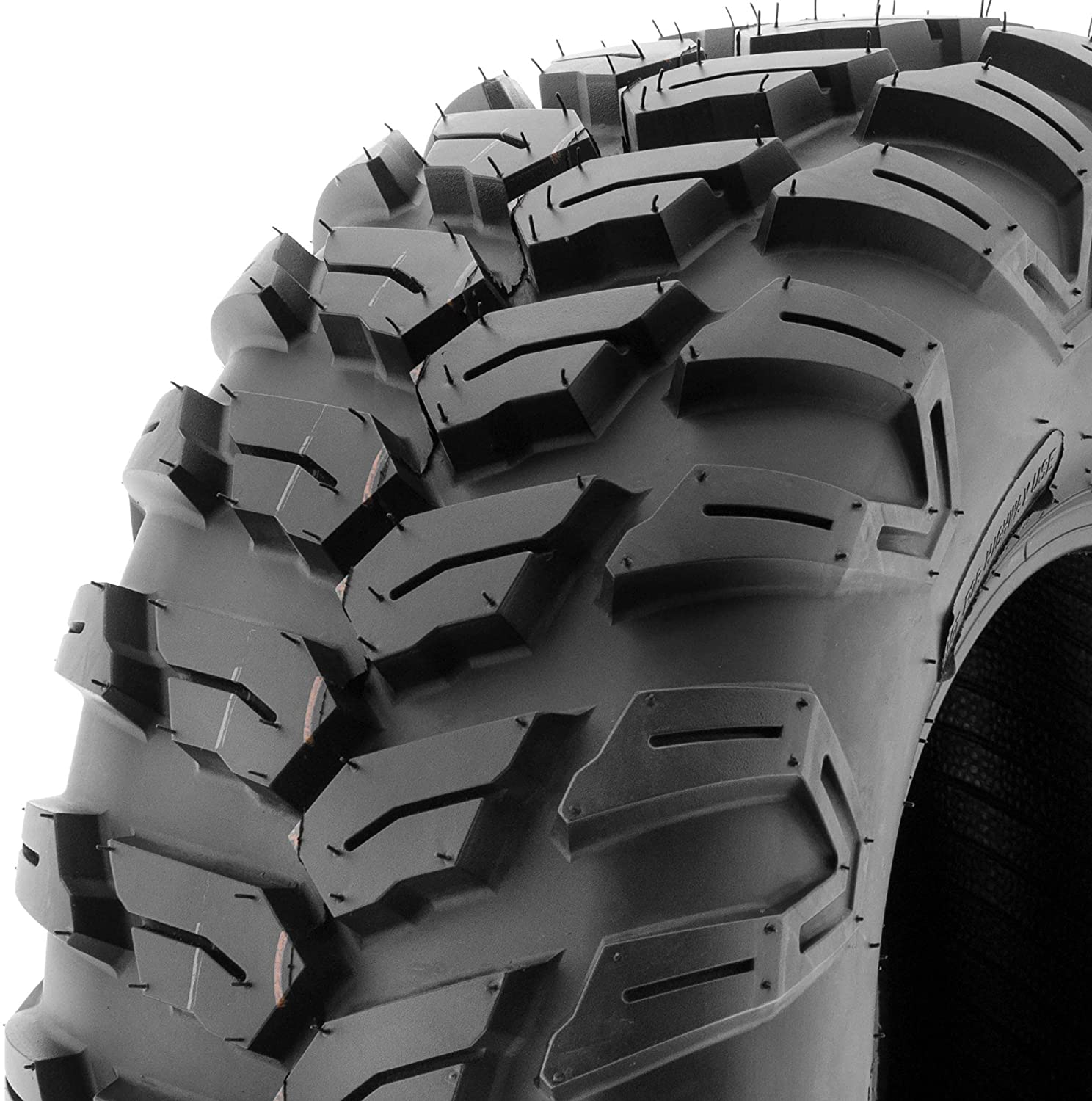 SunF A043 Sport-Performance XC ATV/UTV Off-Road RADIAL Tire - 26x11R12 (6-Ply Rated)