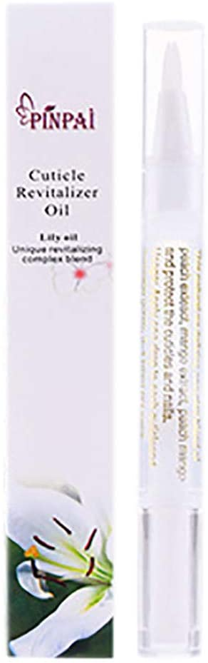 Thinktoo 5Ml Nail Nutrition Pen Treatment Cuticle Prevent Nail Agnail Nourish Oil, Manicure Nail Art Polish