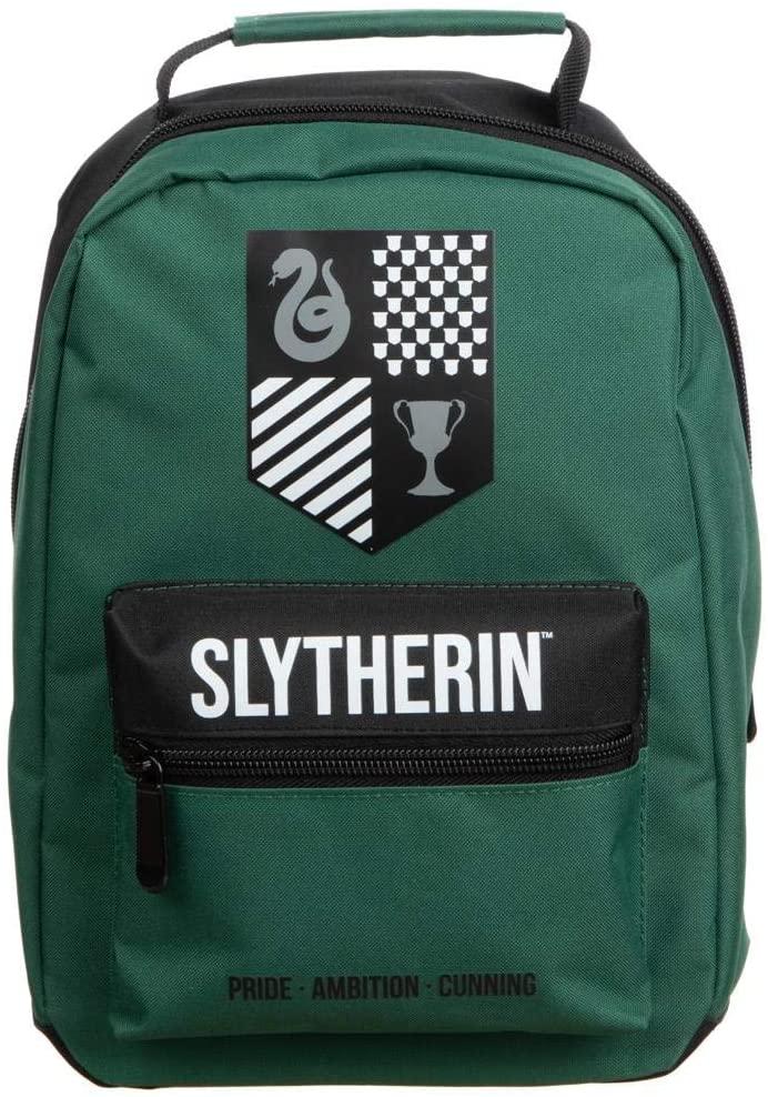 Slytherin Harry Potter Hogwarts House Lunchbox