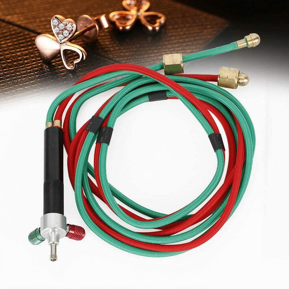 Jewelry Micro Mini Gas Little Torch Welding Soldering kit + 5 tips