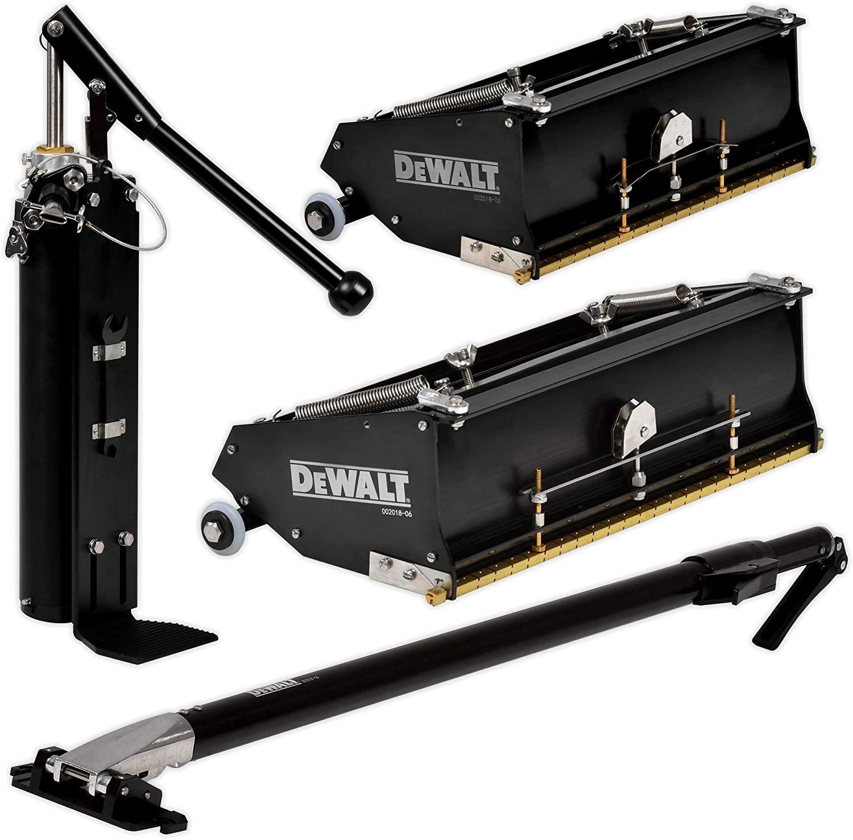 DEWALT Flat Box Combo Set - 10/12