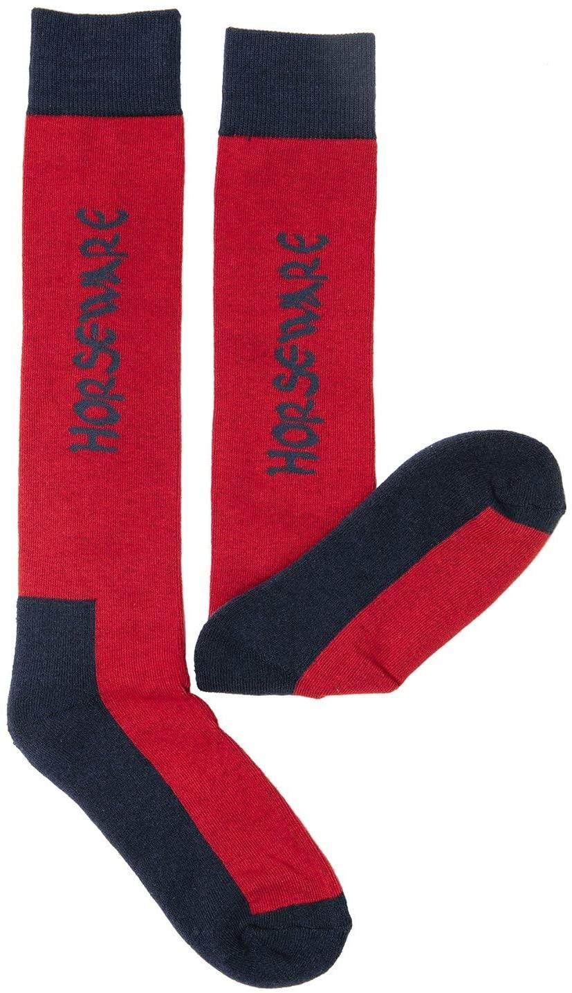Horseware Winter Polo Socks - Two Pack