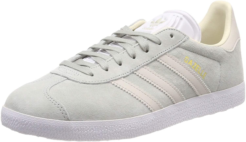 Adidas Women's Shoes Gazelle W Grey Brown Size 9