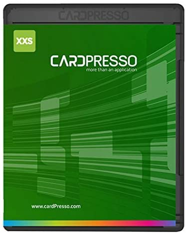cardPresso XXS Edition ID Card Software for Windows and MAC
