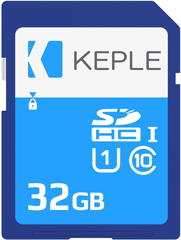 32GB SD Memory Card | SD Card Compatible with Panasonic Lumix Series DMC-FZ62, DMC-FZ200, DMC-FT25, DMC-FZ70, DMC-FT4, DMC-FT20, DMX-XS1, DMC-TZ25, DMC-TZ30, DMC-TZ35, DMC-TZ80 Camera | 32 GB