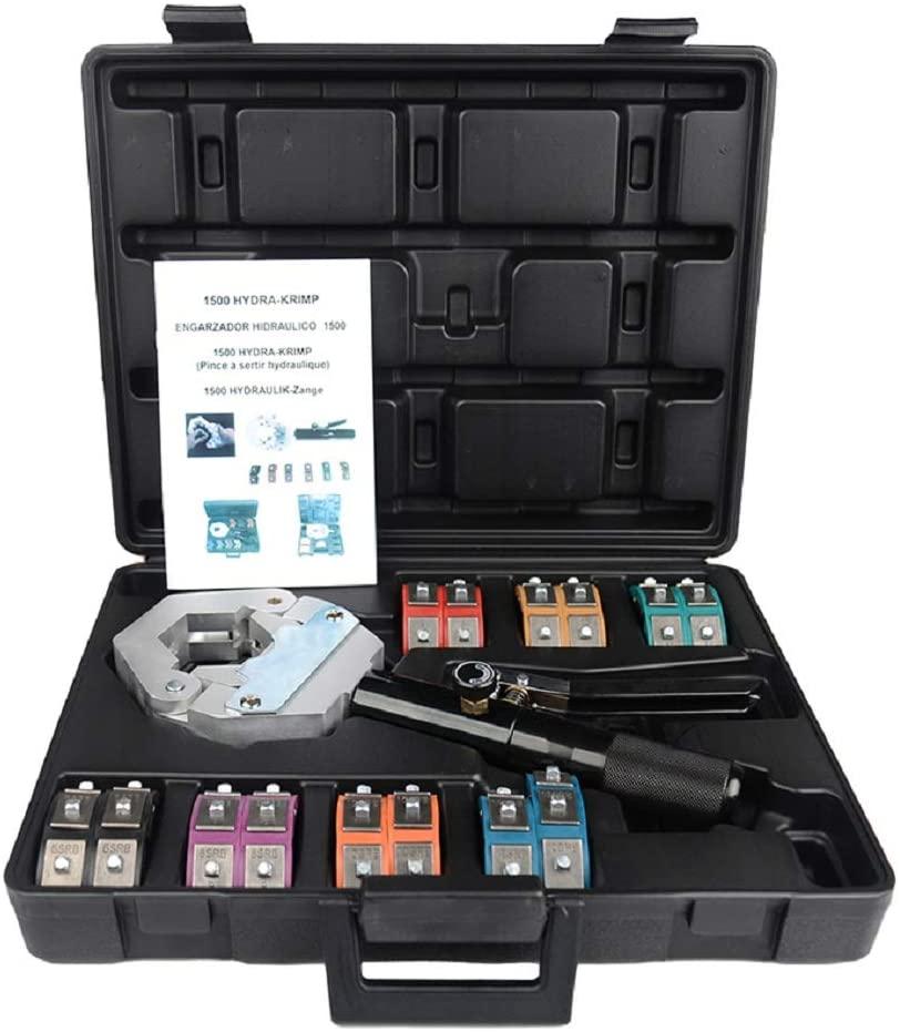MXBAOHENG Manual AC Hydraulic Hose Crimping Tool 71500 Hydraulic Crimping Tools