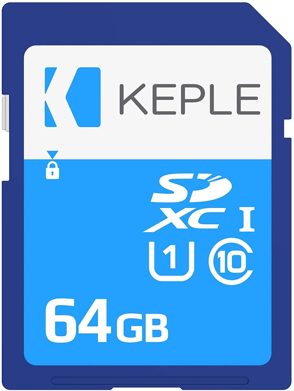 16GB SD Card Class 10 High Speed Memory Card Compatible with Sony Alpha A6000, 7S, A5100, 7 II, 7R II, NEX-F3, NEX-5R / Panasonic Lumix DMC-TZ60, DMC-TZ55, DMC-TZ100 Camera | UHS-1 U1 SDHC 16 GB