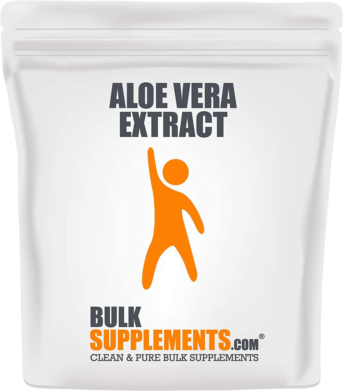 Bulksupplements Aloe Vera Extract Powder (50 Grams) 50 Servings