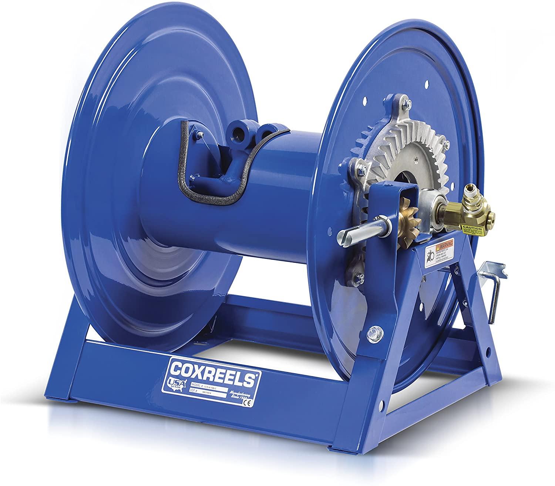 Coxreels 1275WL-3-100-C Dual Hose Hand Crank Welding Reel for oxy-Acetylene : 3/8