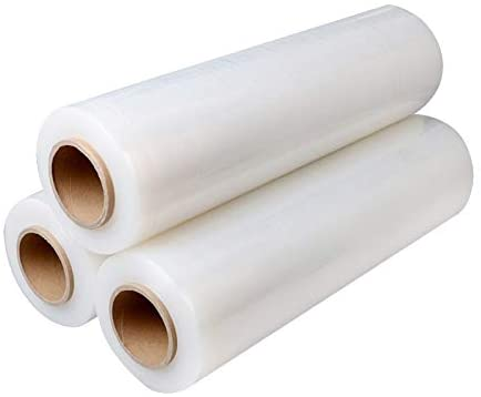 Agfabric Greenhouse Film 6x32ft 1.2Mil Plastic Covering Clear Polyethylene UV Resistant