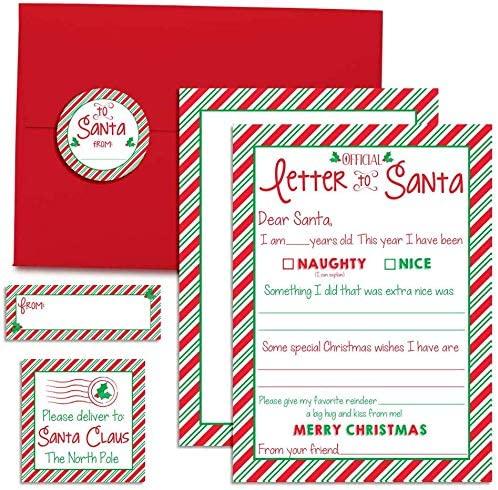 Official Letter to Santa Kit, 5