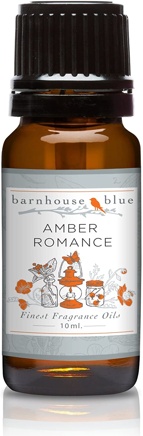 Barnhouse - 10ml - Amber Romance - Premium Grade Fragrance Oil