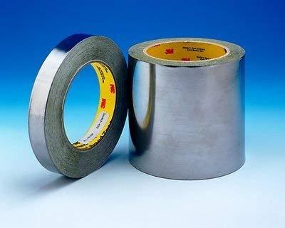 3M(TM) Lead Foil Tape 420 Dark Silver, 5/8 in x 36 yd 6.8 mil, 16 rolls per case Boxed