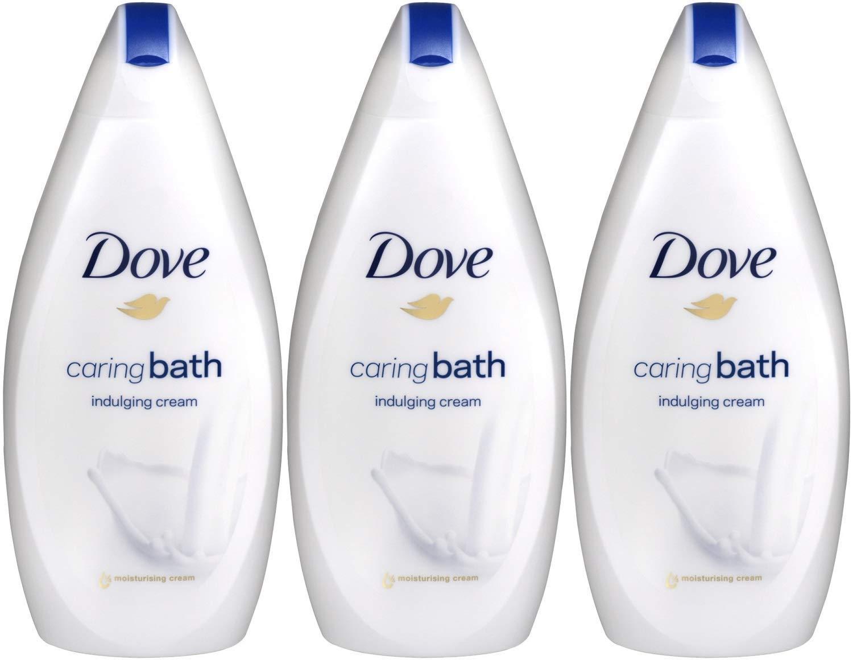 Dove Beauty Bath Indulging Cream Body Wash 16.9 Oz / 500 Ml