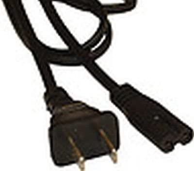 AC Power Cable/Cord for Canon CB-2LAE CB-2LYE CB-2LBE CB-2LXE CB-2LVE Charger