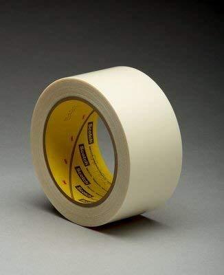 3M(TM) UHMW Film Tape 5421 Transparent, 4 in x 36 yd 6.7 mil, 3 per case Bulk