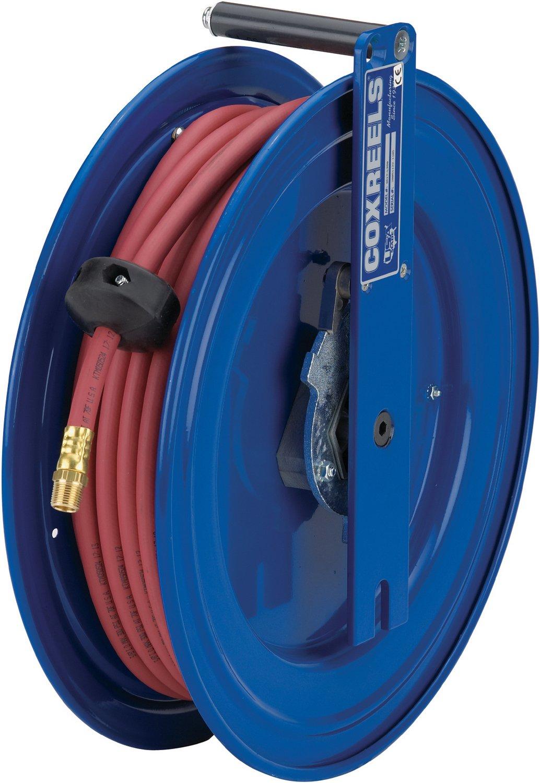 Coxreels SL17L-L430 Spring Rewind Hose Reel for air/water: 1/2