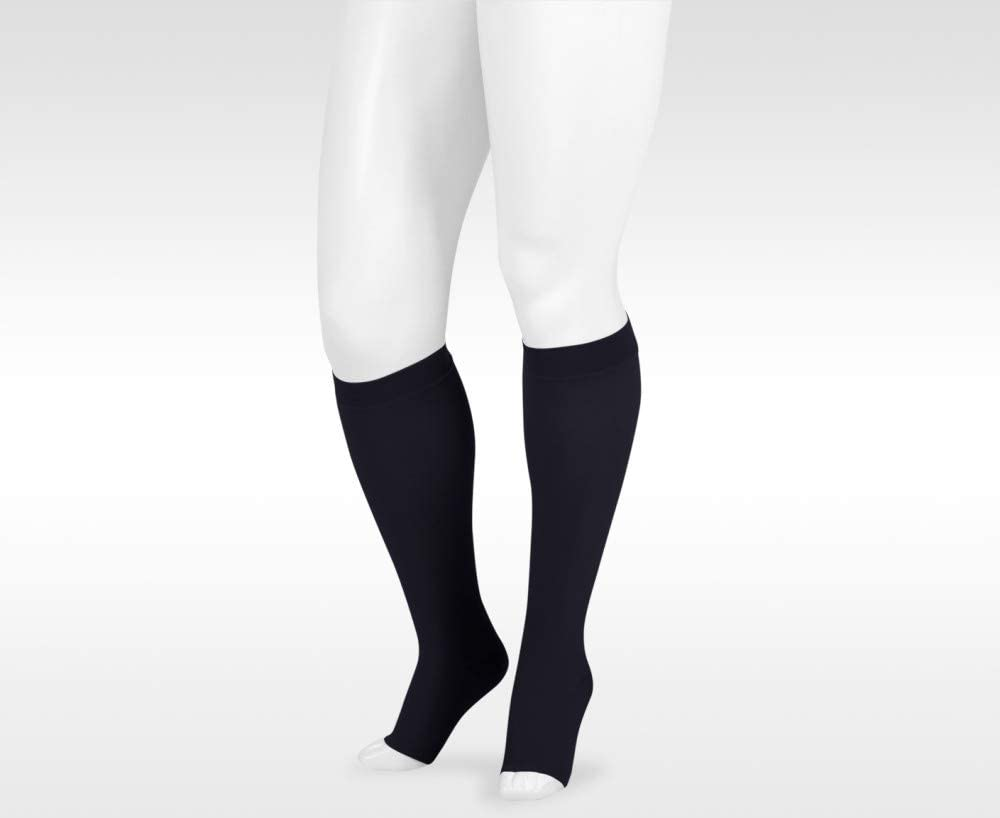 Juzo Dynamic MAX Varin 3511 Knee-High 20-30mmhg Open Toe Sock