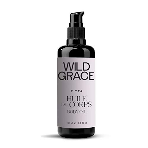 Wild Grace Ayurvedic Botanical Body Oil Blend (Pitta - Soothing)