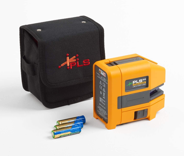 PLS 6G Combo Point & Line Green Laser Tool