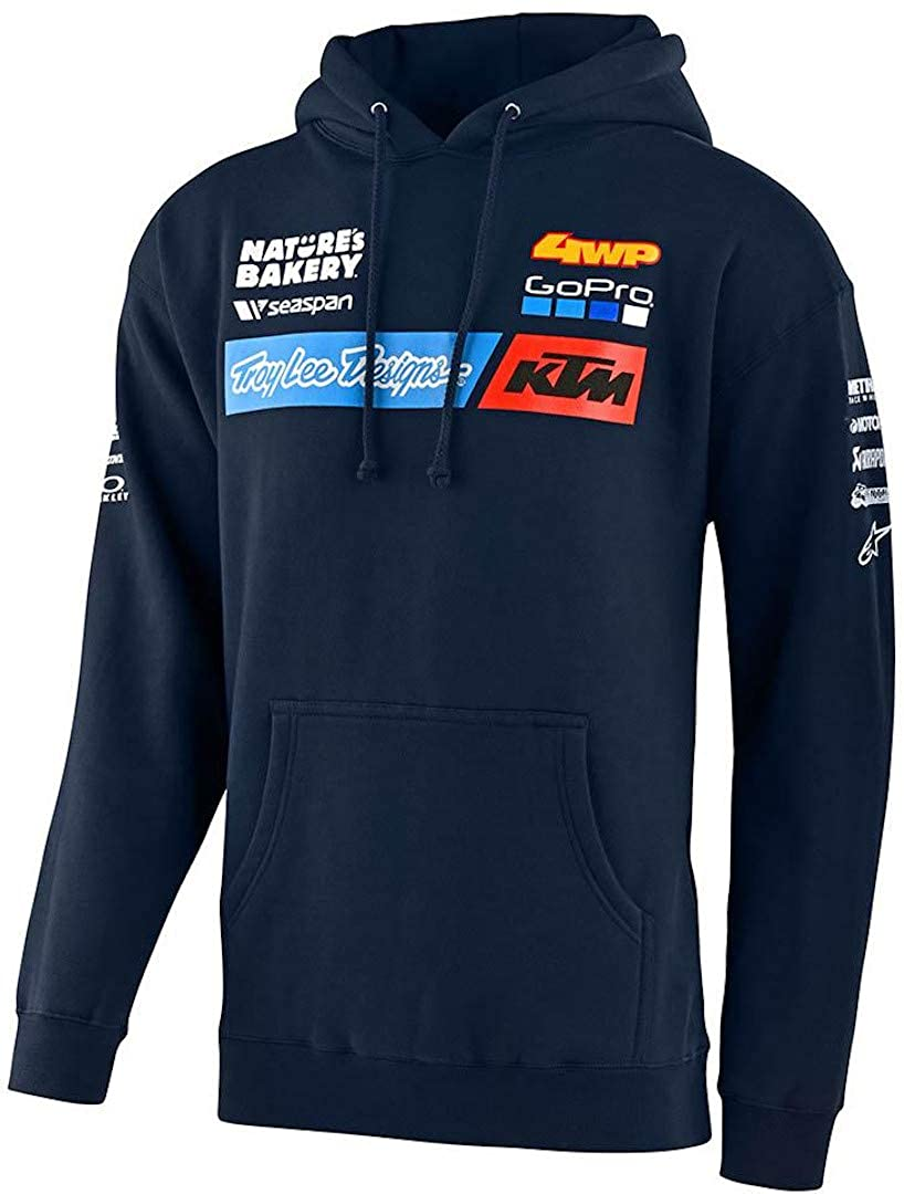 Troy Lee Designs Men's TLD KTM Team Hoody