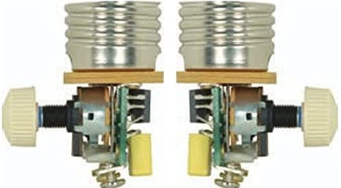 Satco Interior Mechanisms with Screw Terminal - 801477 (2 Pack)