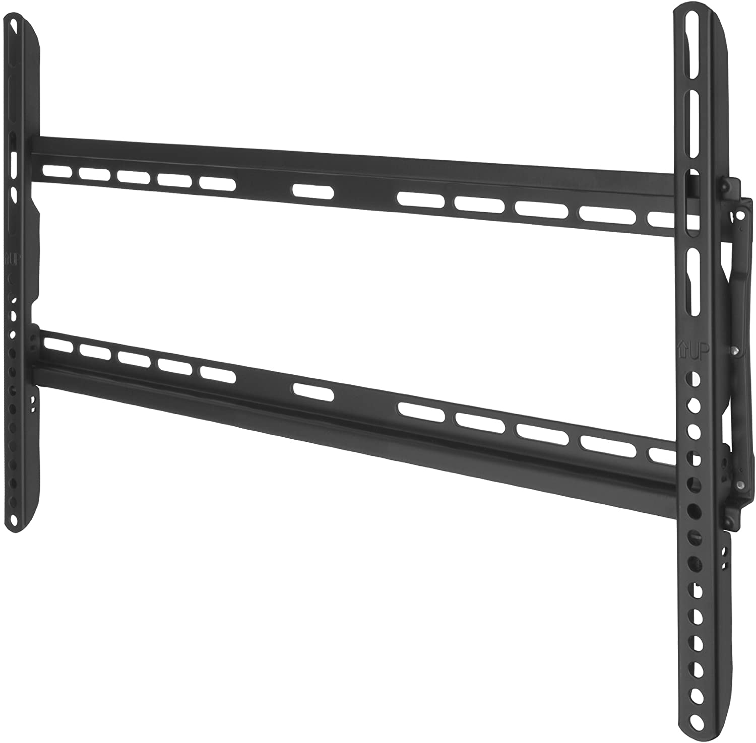 Swift Mount SWIFT600-AP Low Profile TV Wall Mount for 37-inch to 80-inch TVs,Black