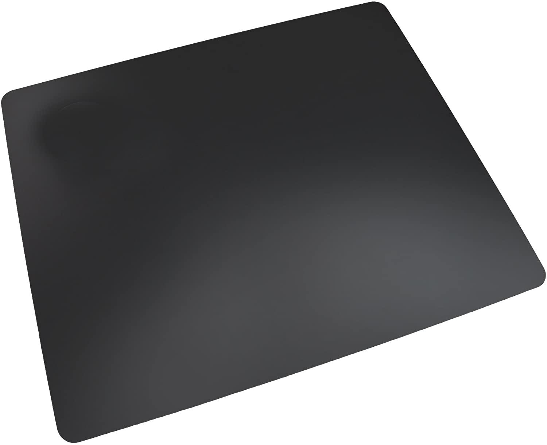 Artistic Rhinolin II Antimicrobial Self-Healing Black Desk Pad, 20