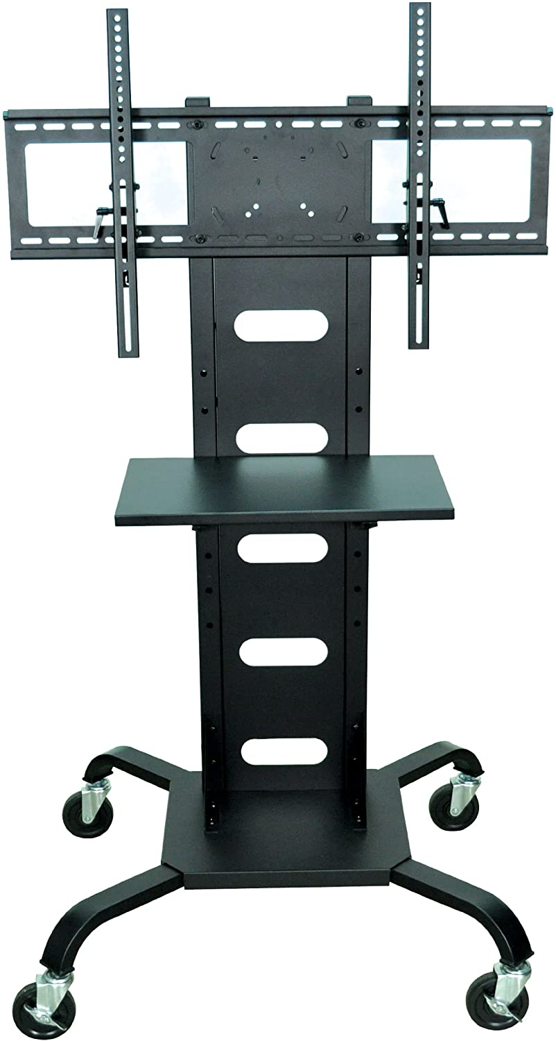 Offex WPSMS51 - Mobile Flat Panel TV Stand and Mount