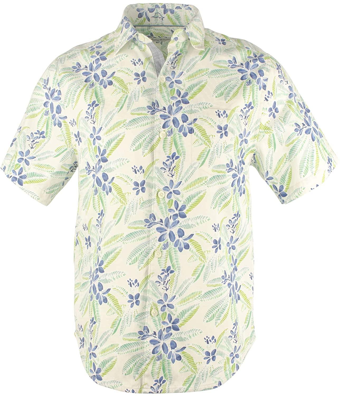 Men's Florence Flora Camp Shirt
