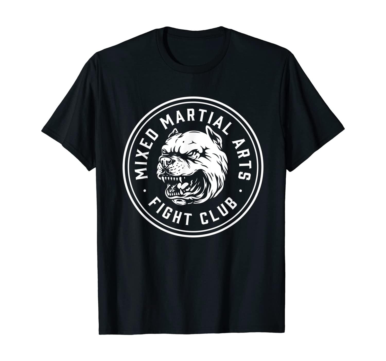 Mixed Martial Arts Fight Club T-Shirt