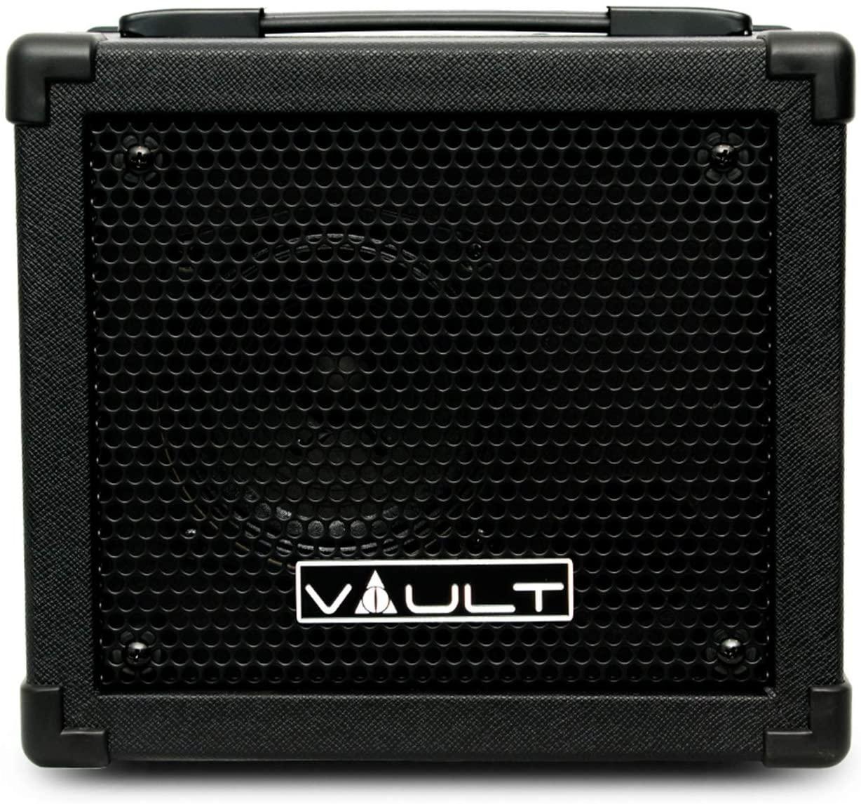 Vault Fury 15 Watt Digital Guitar Combo Amplifier with Effects and 36 Pattern Drum Machine