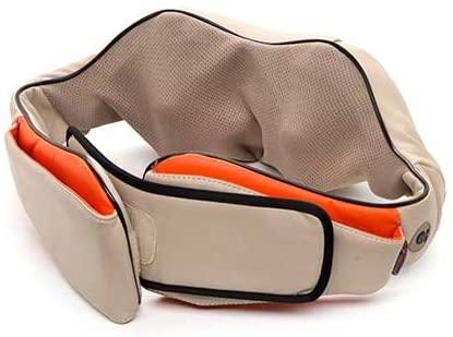Relaxus Shiatsu Kneader Neck and Body Wireless Wrap Massager