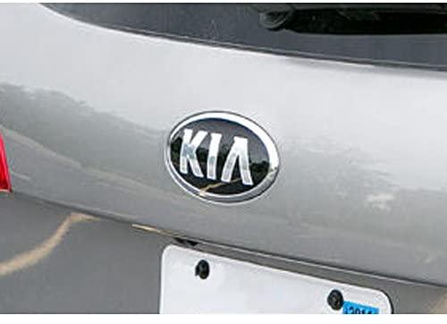 Sorento Kia Motors Genuine 863202P550 Rear Trunk Tail KIA Logo Emblem 1-pc for 2013 2014 Kia New