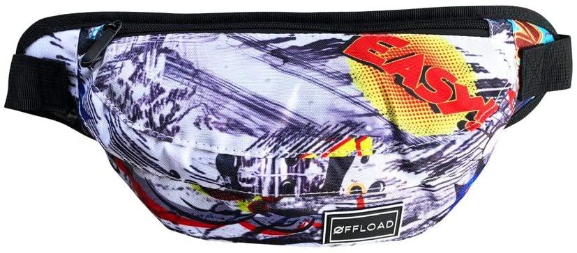 Offload Fanny Pack Belt Bag Waist Hip Pack for Raves Festivals Travel EASY