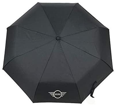 Auto Sport AUTO Open Large Folding Umbrella Windproof Sunshade with Car Logo Fit Mini Accessories