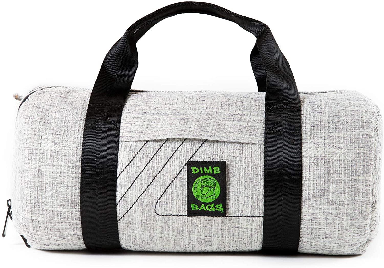 Dime Bags Padded Duffle Tube (Grey, 15-Inch)