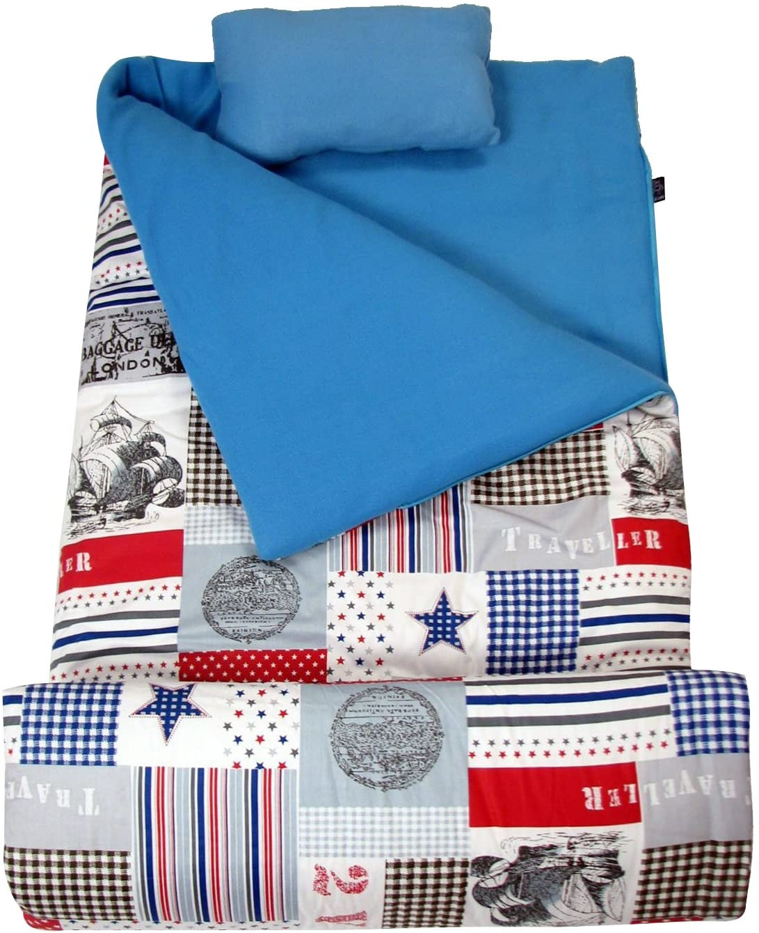 SoHo Kids Sleeping Bag 50 Degree, Stars n Stripes