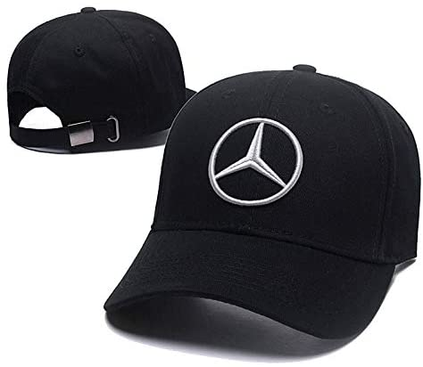 Wall Stickz Logo Embroidered Adjustable Baseball Caps for Men and Women Hat Travel Cap Racing Motor Hat fit Benz Accessory