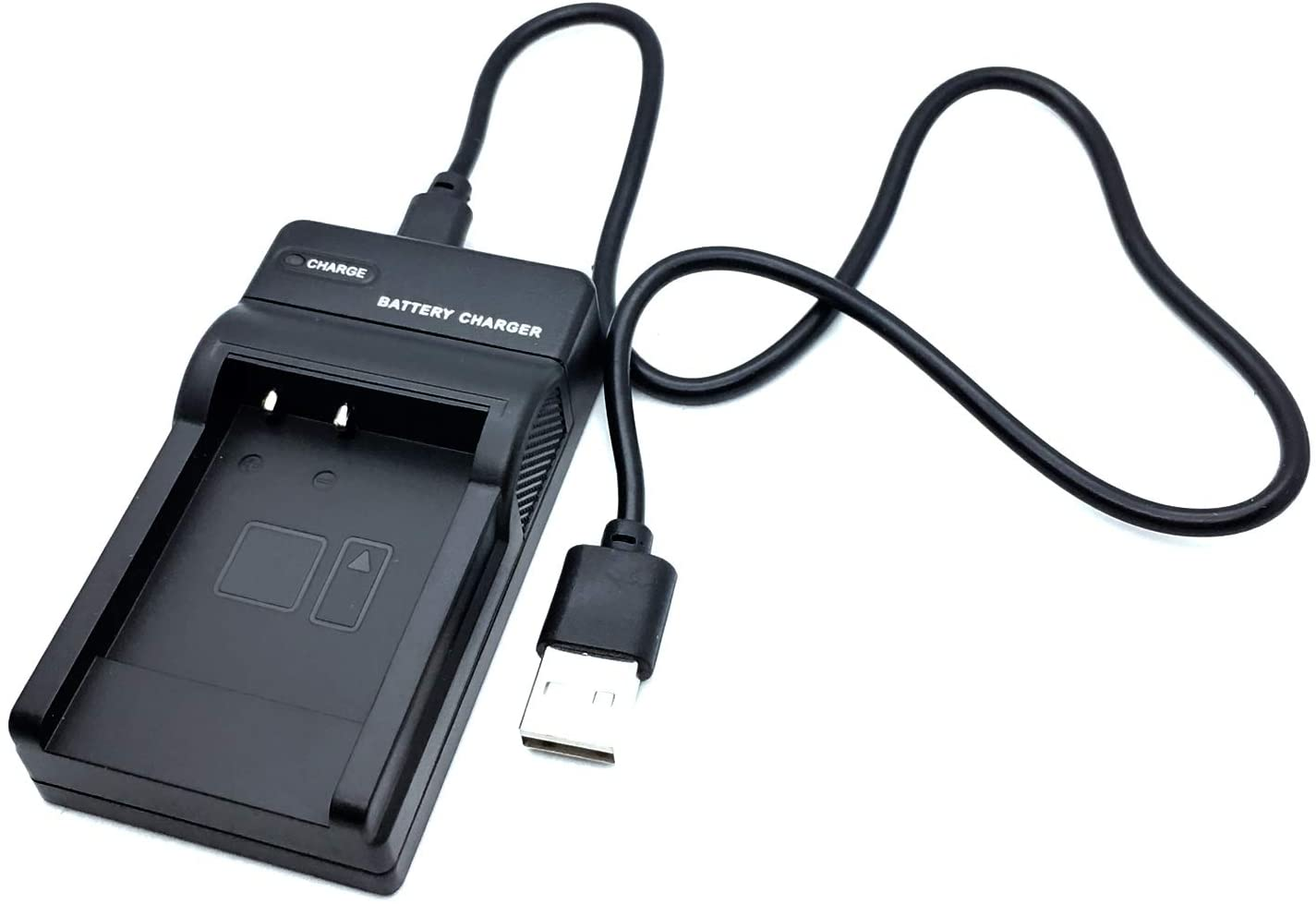 USB Battery Charger for Nikon Coolpix S1000, S1100, S1200 Digital Camera