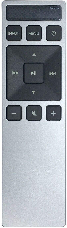New XRS500 Remote Control for Vizio Sound Bar S4221W-C4 S4251w-B4 SB4051-C0