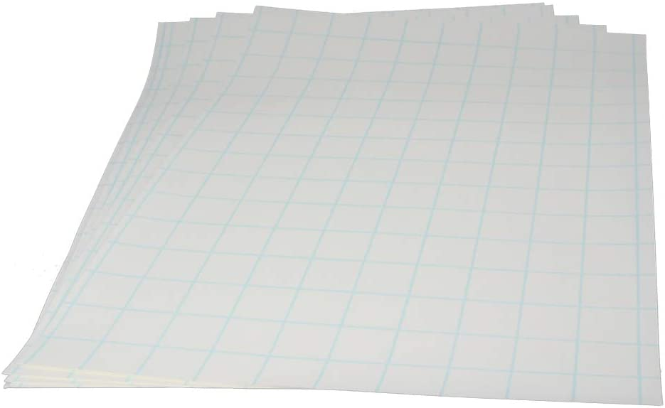 Othmro A4 Dark Thermal Transfer Paper Suitable for Inkjet Printers 5pcs