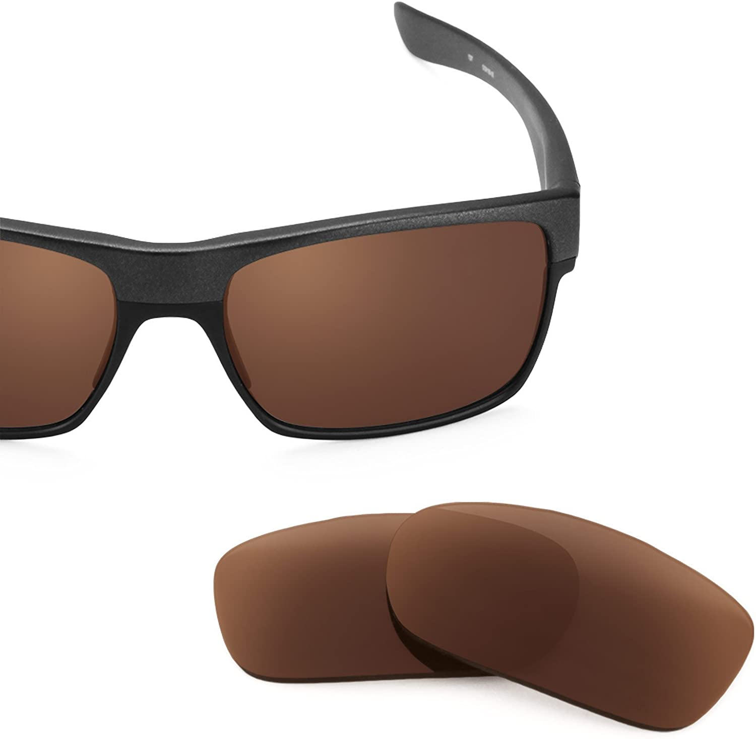 Revant Replacement Lenses for Oakley TwoFace - Compatible with Oakley TwoFace Sunglasses