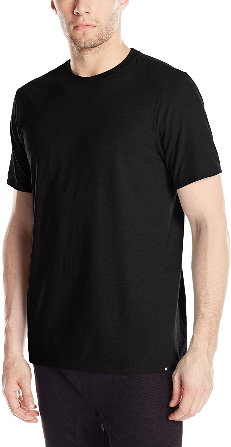 Hurley Men's Staple Premium Short Sleeve T-Shirt