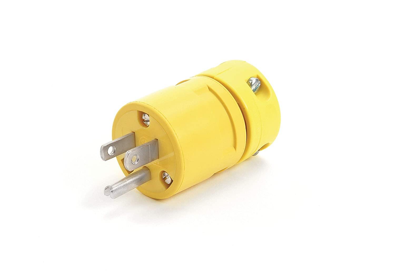 Woodhead 1447 5-15P Super-Safeway Plug