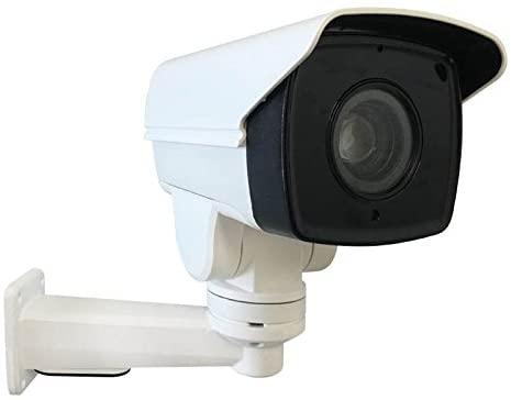 New 2MP 10x Optical Zoom Mini PTZ Outdoor IP Camera POE H.265 IR IP66 HD 1080P TF Card Slot Contains Bracket