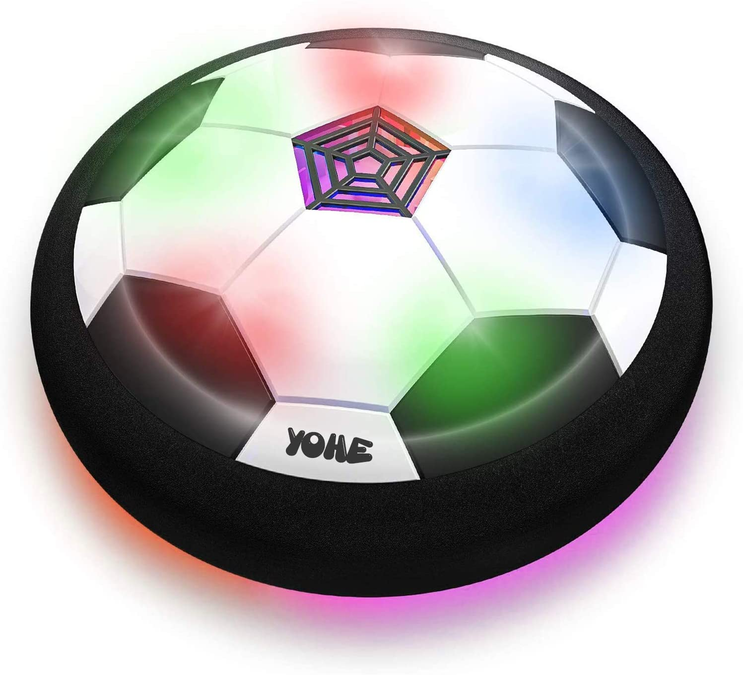YOHE Gifts Boy Toys for 2-12 Year Old Boys ,Hover Ball for Kids, Indoor and Outdoor Toys Age 2 3 4 5 6 7 8 9,Educational Holiday Birthday Festival Gift for Toddlers Girls Kids Boys Age 2+ (Single)