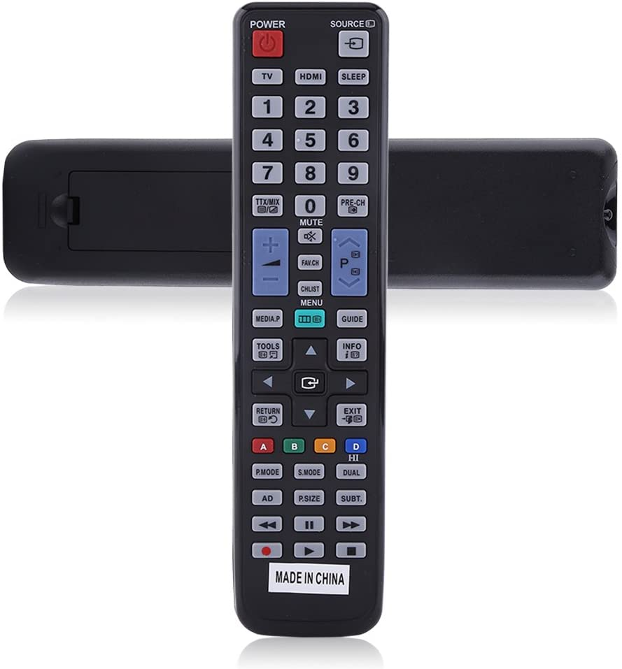 Replacement Remote Control for Samsung BN59-01014A, Universal Remote Control Replacement for Samsung BN59-00940A BN59-01018A BN59-01069A Smart TV
